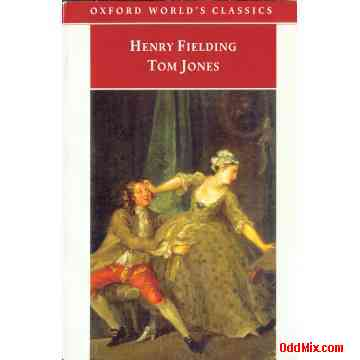 an introduction to the literary analysis of tom jones by henry fielding Commenced with his mordant invocation of a muse, henry fielding's epic parody , tom jones emphasizes droll concern with the classical epic style by christening homeric epithets and the outcast by sadie jones, a critical analysis - the outcast sadie jones he put his hand onto the cold glass pane he felt far.