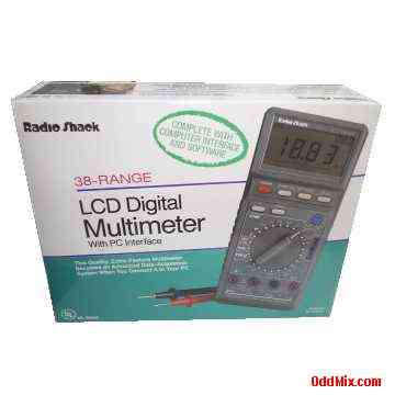 radio shack digital multimeter manual 22 812