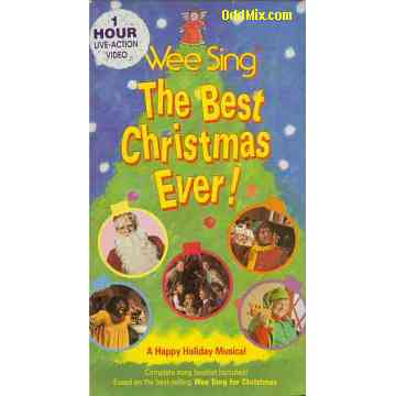 Wee Sing The Best Christmas Ever Vhs.Wee Sing The Best Christmas Ever Classics Children