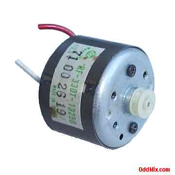 Electric motor dc mabuchi rf 330t 13250 pm pulley for Small electric motor pulleys