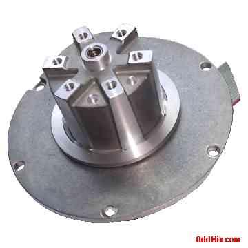 Electric Motor Bearings Replacement