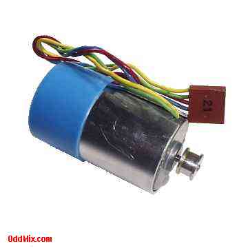 Electric motor dc tachometer pm permanent magnet precision for Tachometer for electric motor
